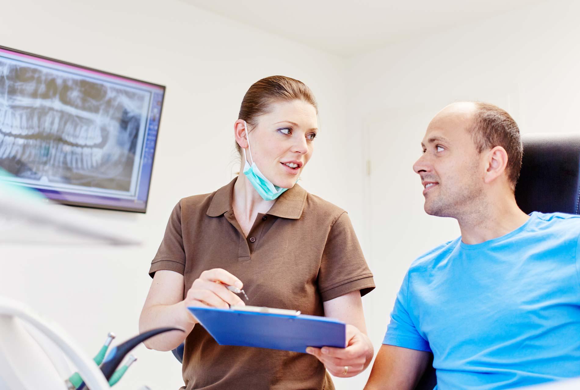 Zahnarztpraxis Dr. Sonja Goupil - Herzlich Willkommen 4