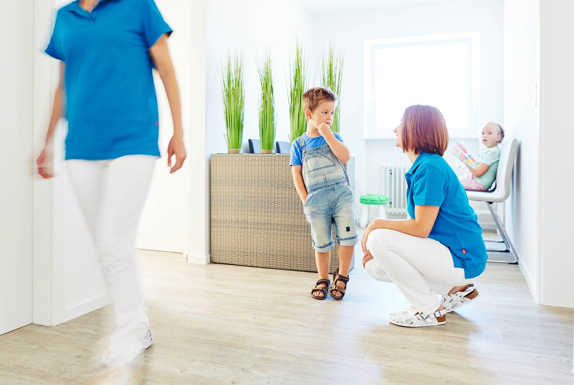 Zahnarztpraxis Dr. Sonja Goupil - Herzlich Willkommen 2