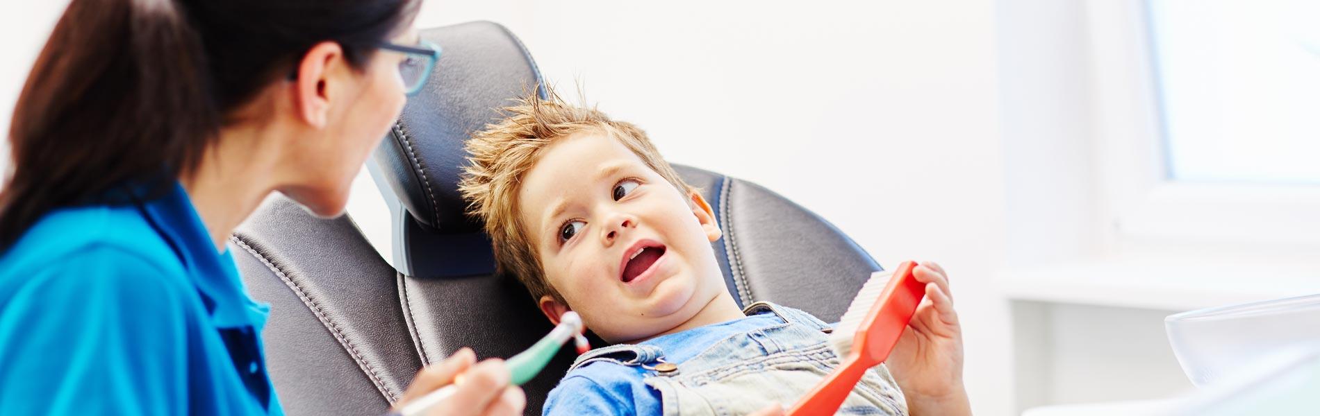 Zahnarztpraxis Dr. Sonja Goupil - Kinderzahnheilkunde 1