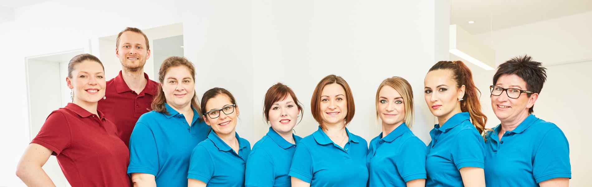 Zahnarztpraxis Dr. Sonja Goupil - Team 1